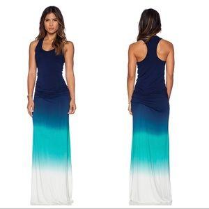 NWOT Young Fabulous & Broke Ombré Maxi Dress S XS